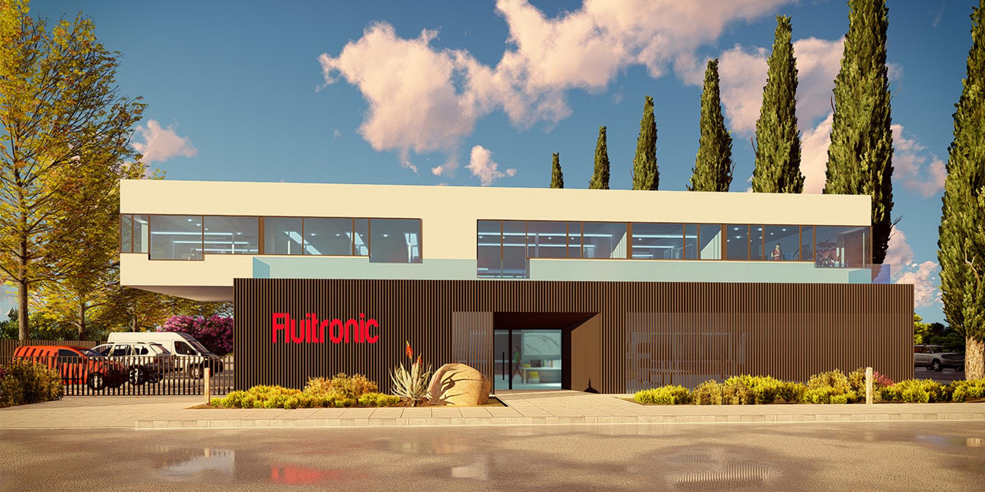 Imagen de Fluitronic | Proyecto de arizaroca arquitectos