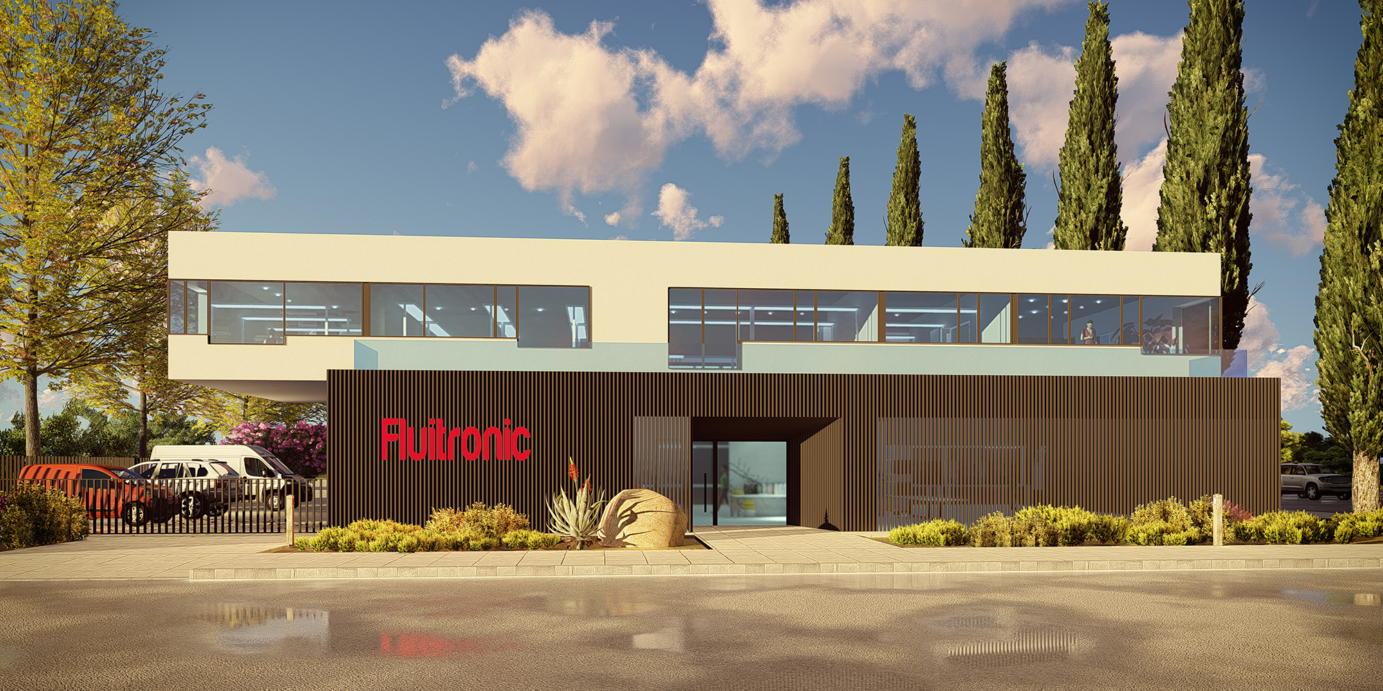 Fluitronic headquarters